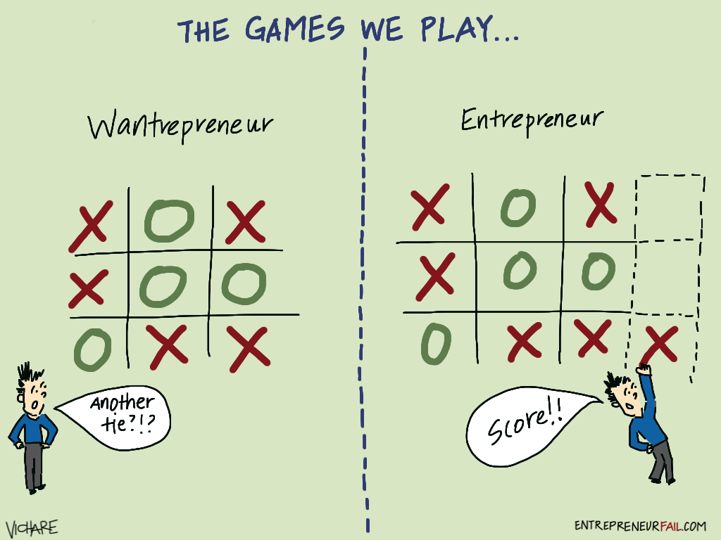 #entrepreneurfail Games We Play (1)