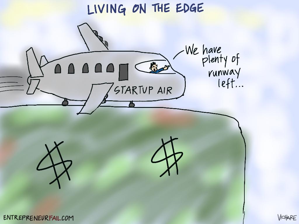 #entrepreneurfail Runway
