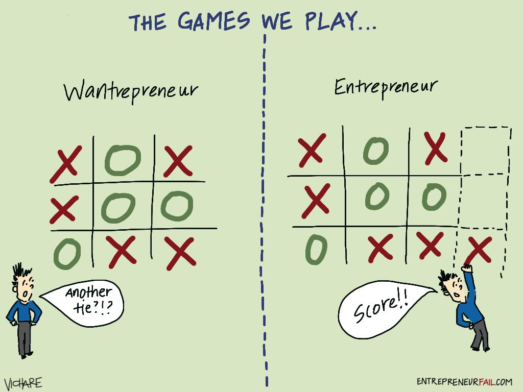 #entrepreneurfail Games We Play (1)